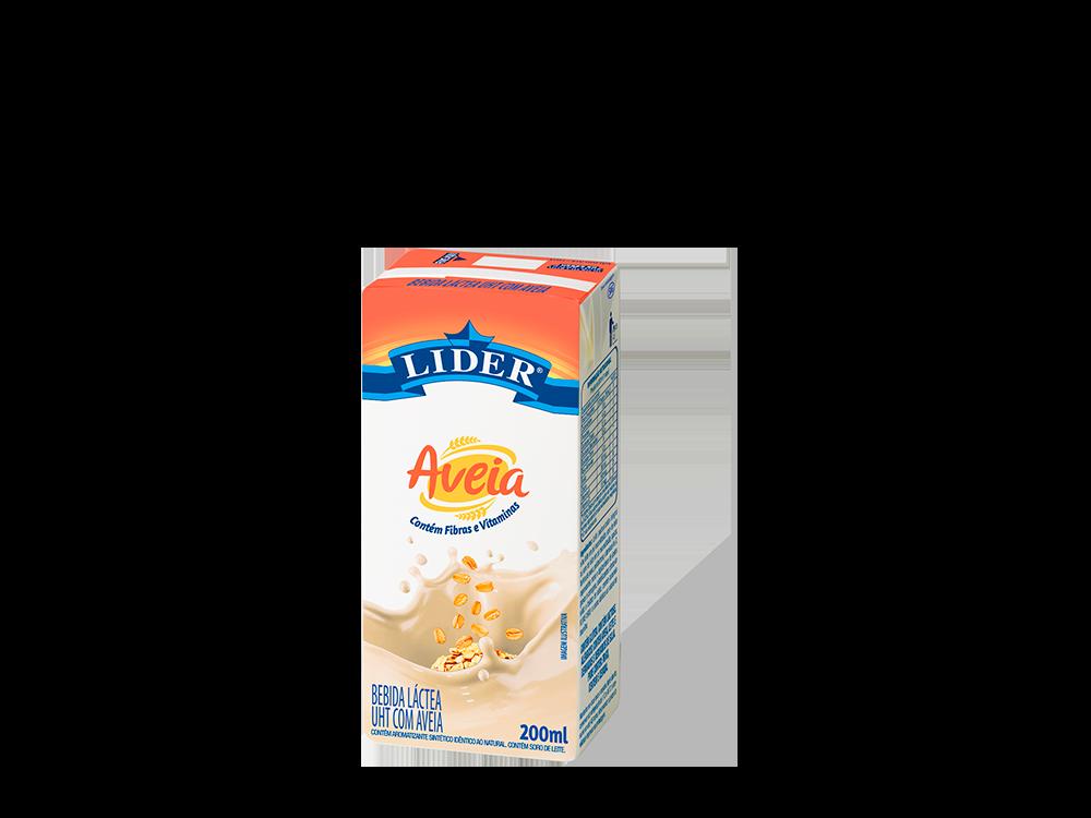 Bebida Láctea UHT com Aveia 200ml