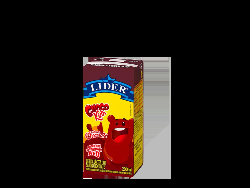 Bebida Láctea Sabor Chocolate 200ml