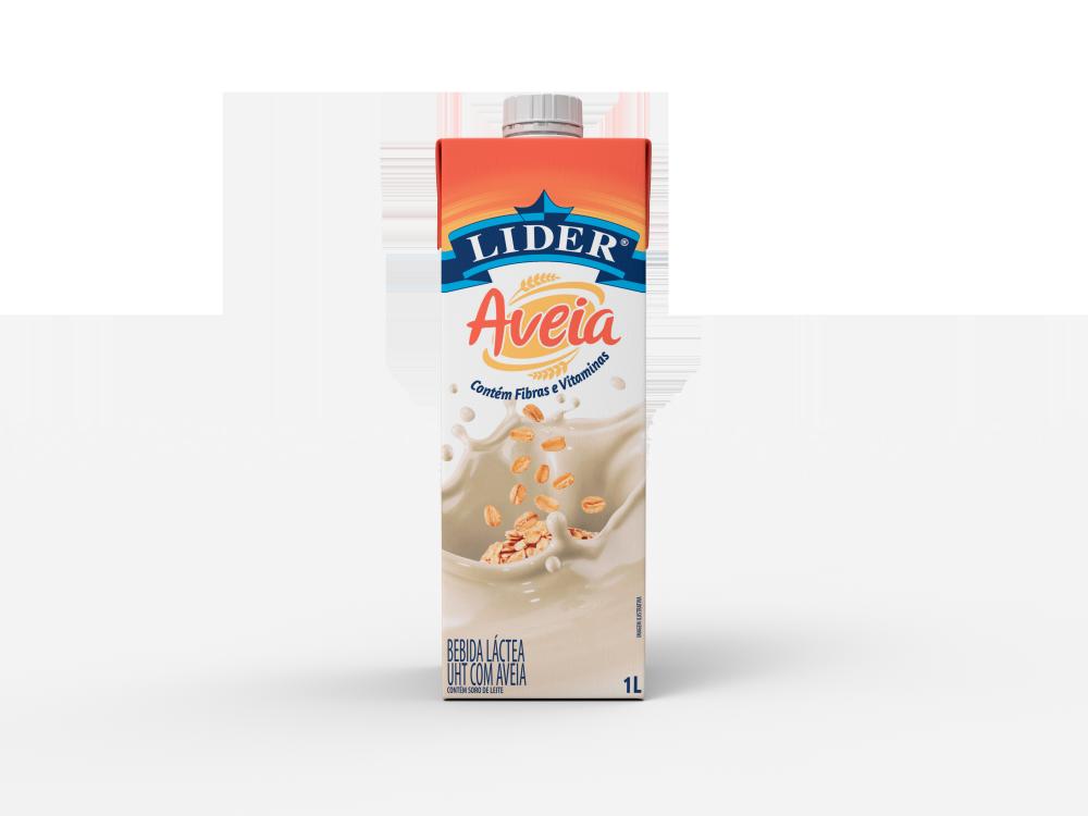 Bebida Láctea UHT com Aveia 1 L
