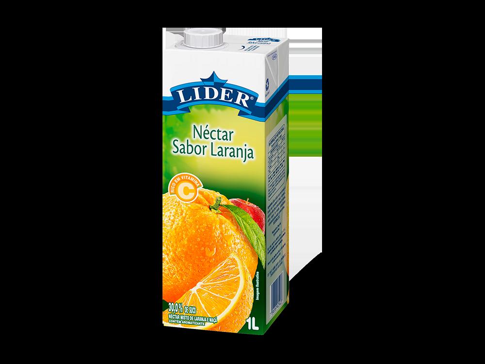 Néctar Sabor Laranja 1L