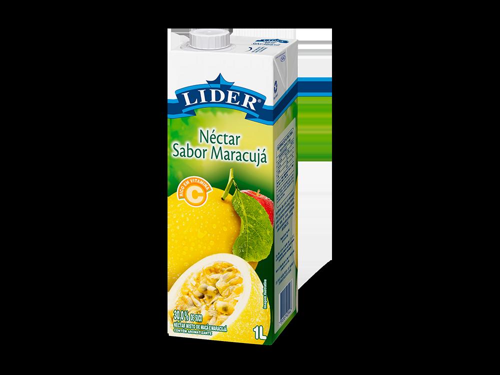 Néctar Sabor Maracujá 1L