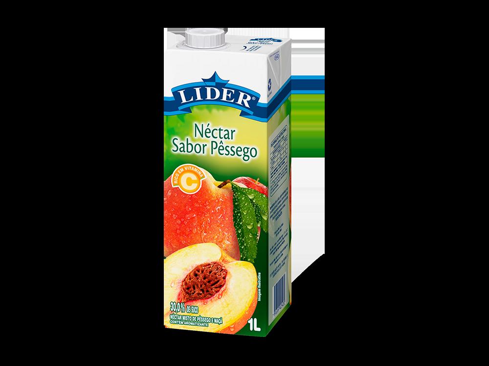 Néctar sabor Pêssego 1L