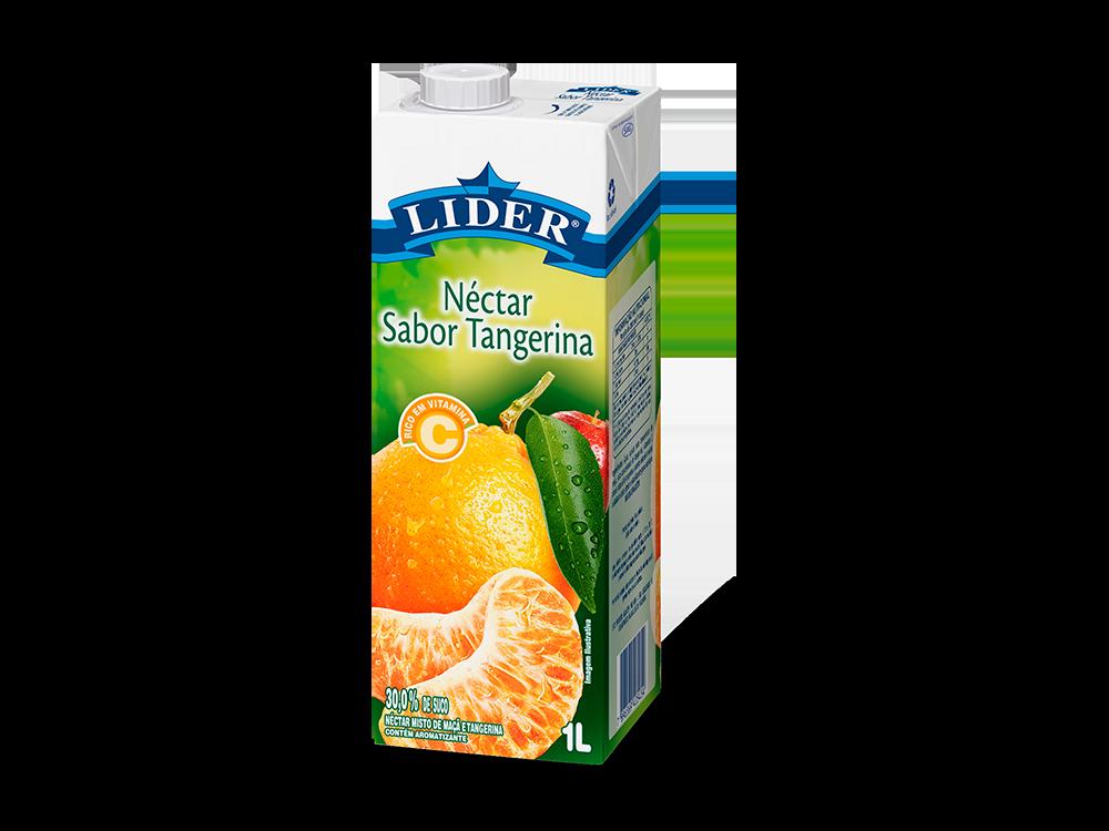 Néctar Sabor Tangerina 1L