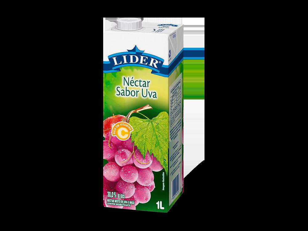 Néctar Sabor Uva 1L